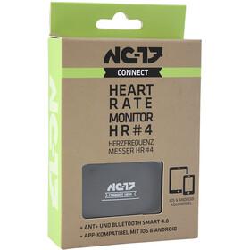 NC-17 Connect HR4 - ANT+ et Bluetooth 4.0 noir
